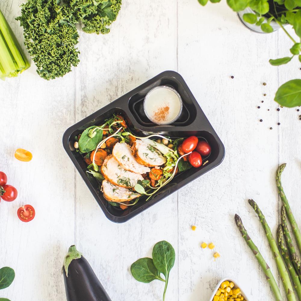 Dieta standard - Kraków catering dietetyczny - skorzystaj z pysznych diet